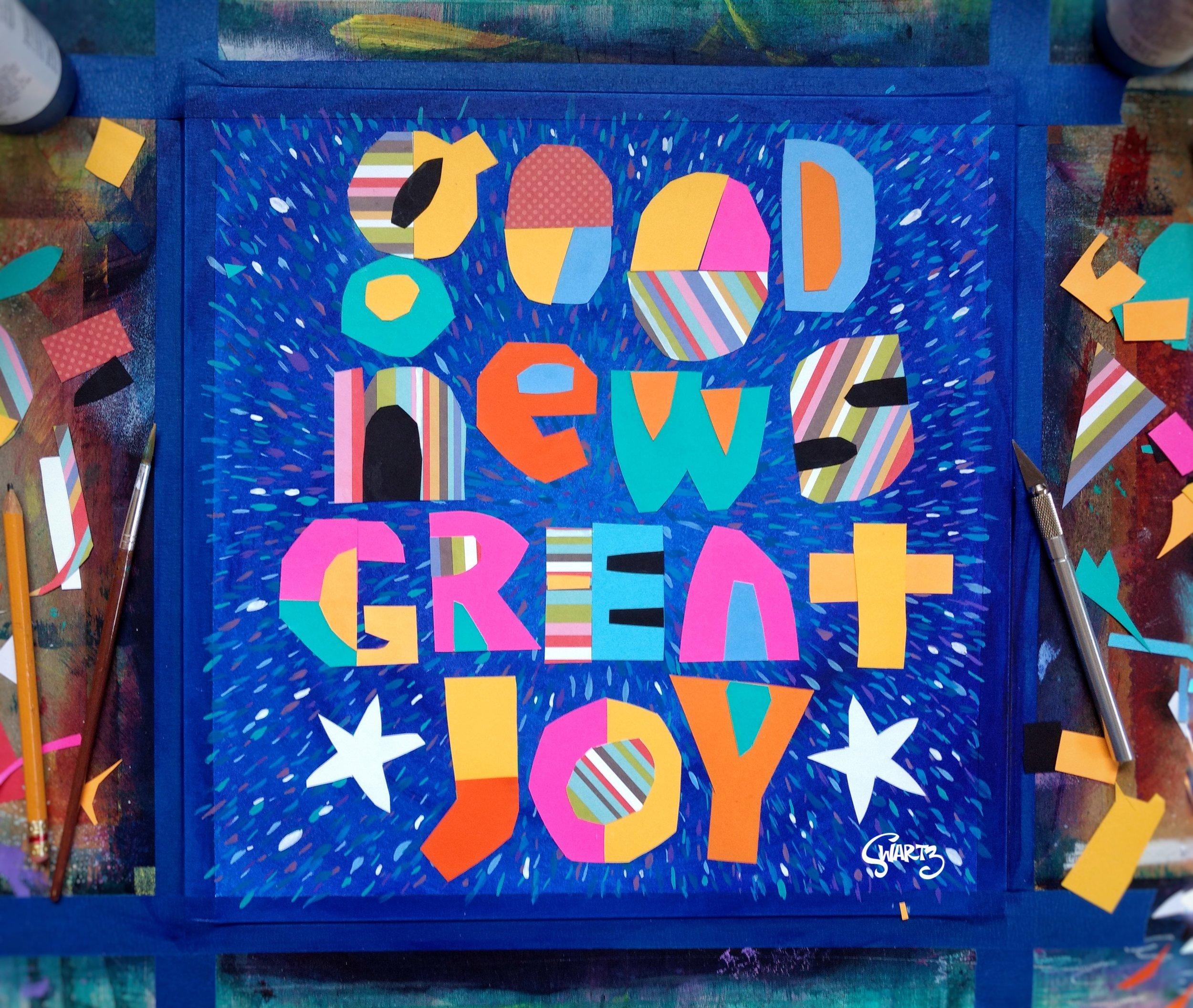 Good News & Great Joy!
