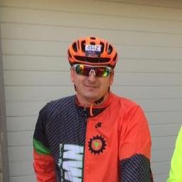 Jason Racchi    social rides coordinator