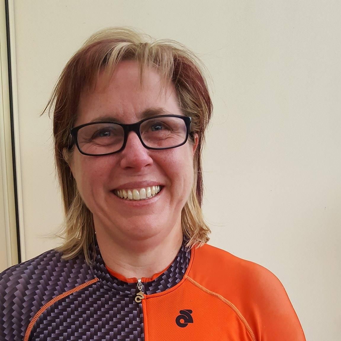 Jodie Hill    Women's Liaison Officer .