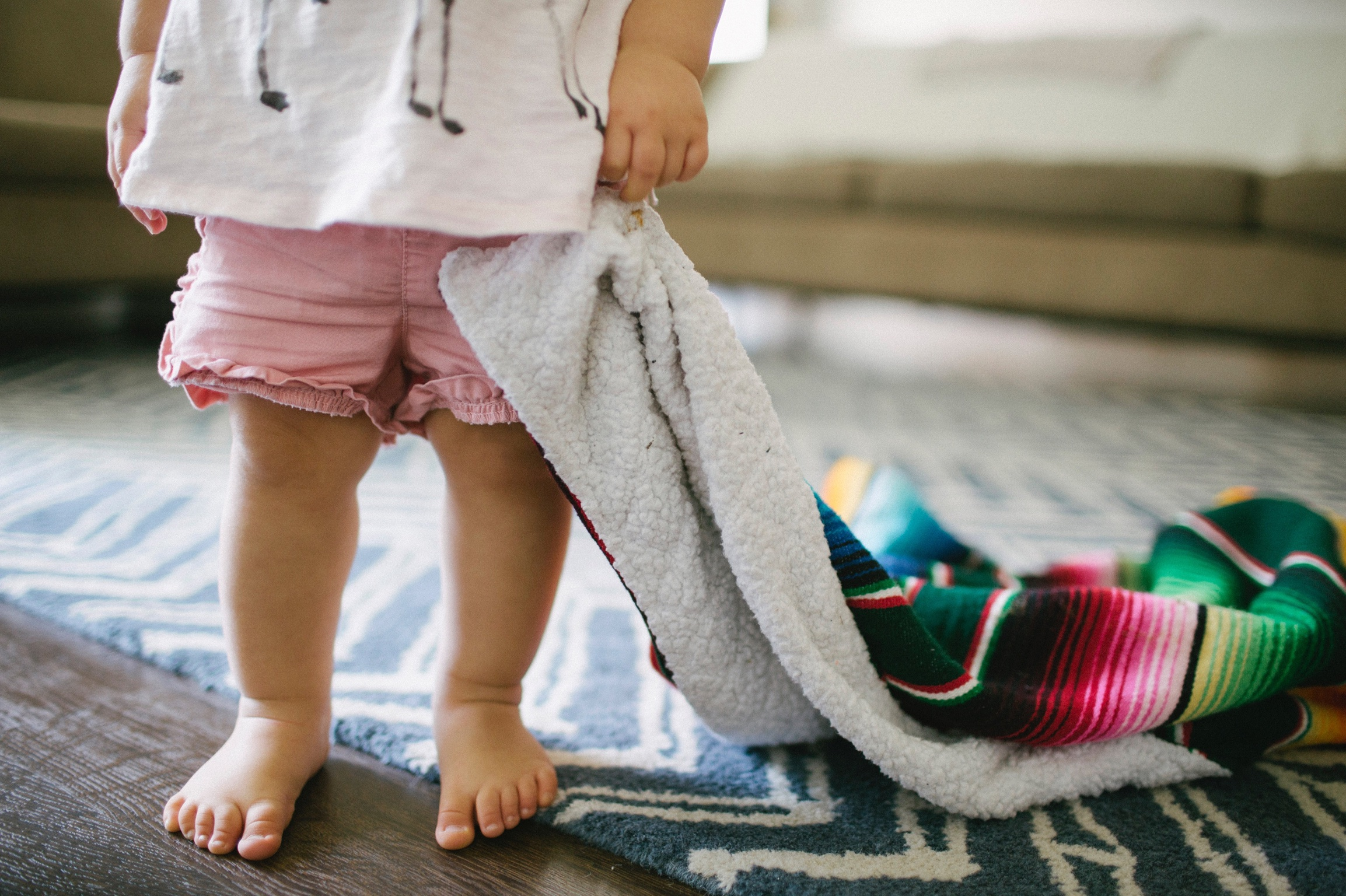 TODDLER & BABY BLANKETS