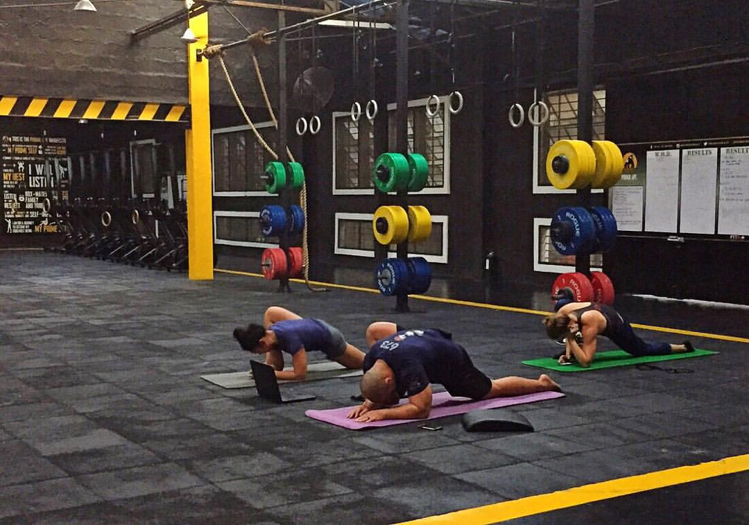 ROMWOD is a 20 minute flexibility workout available at Primal Ape.