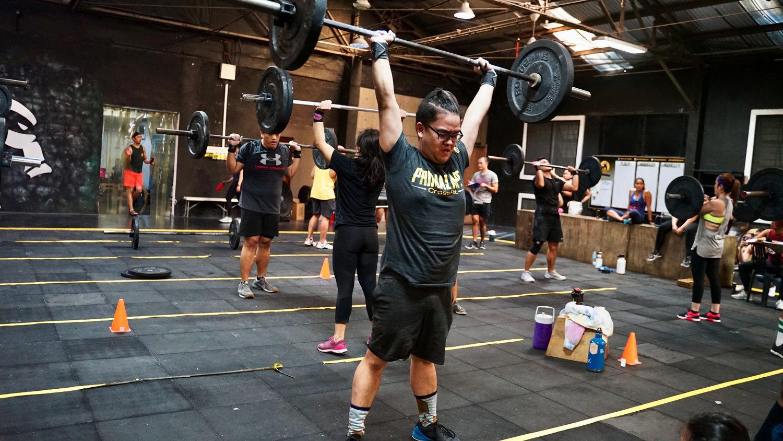 Primal Ape CrossFit