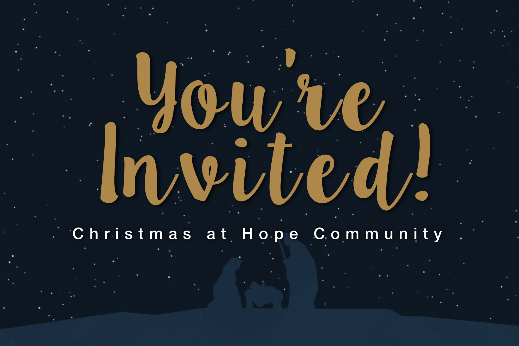 We'd love to have you and your family for a special Christmas gathering - 8:30 and 10:30 . Carols, Food, Coffee, Face Painting, Jumping Castle