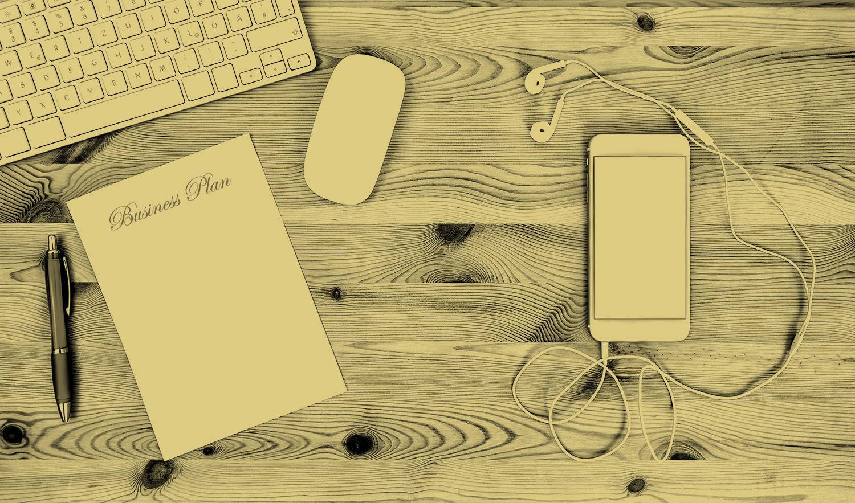 Blank business plan