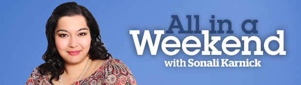 Jayson Mtanos - CBC | All in a weekend