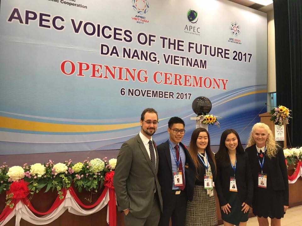 JTC AMBASSadors in vietnam ahead of the 2017 apec leaders and ceo summit