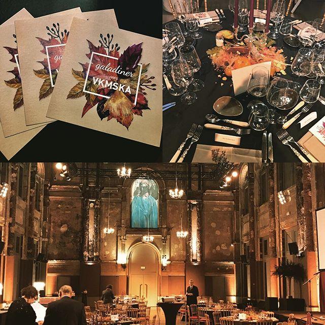 Vanavond staat het galadiner voor de vrienden van de KMSKA op het programma in Zaal AthenA @kmska_museum @eventsfactory #zaalathena #museumvoorschonekunsten #eventsfactory #thisisantwerp
