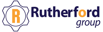 Rutherford Group Logo Design