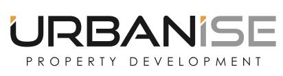 Urbanise logo design Carraro Design Management
