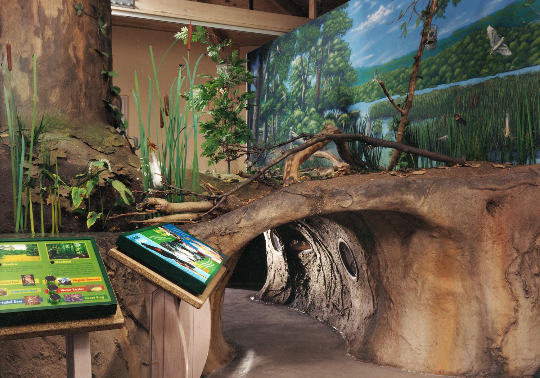 Benjamin Olewine III Nature Center