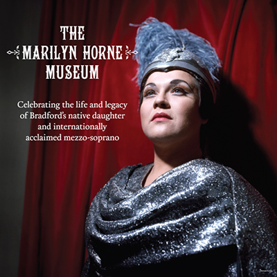may 2, 2018 - ANNOUNCEMENT:Marilyn Horne Museum Celebrates First Anniversary