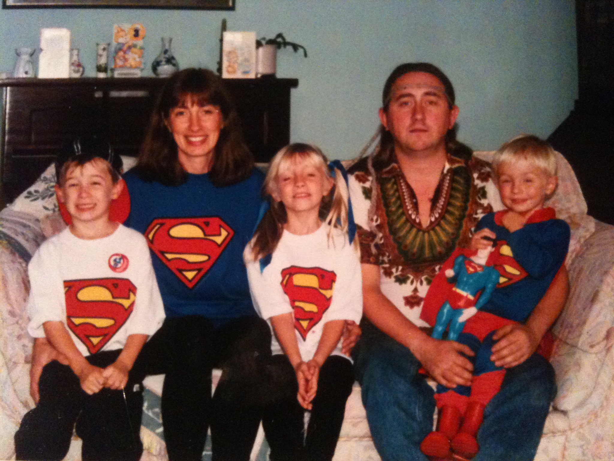 #TBT Our wee Clan