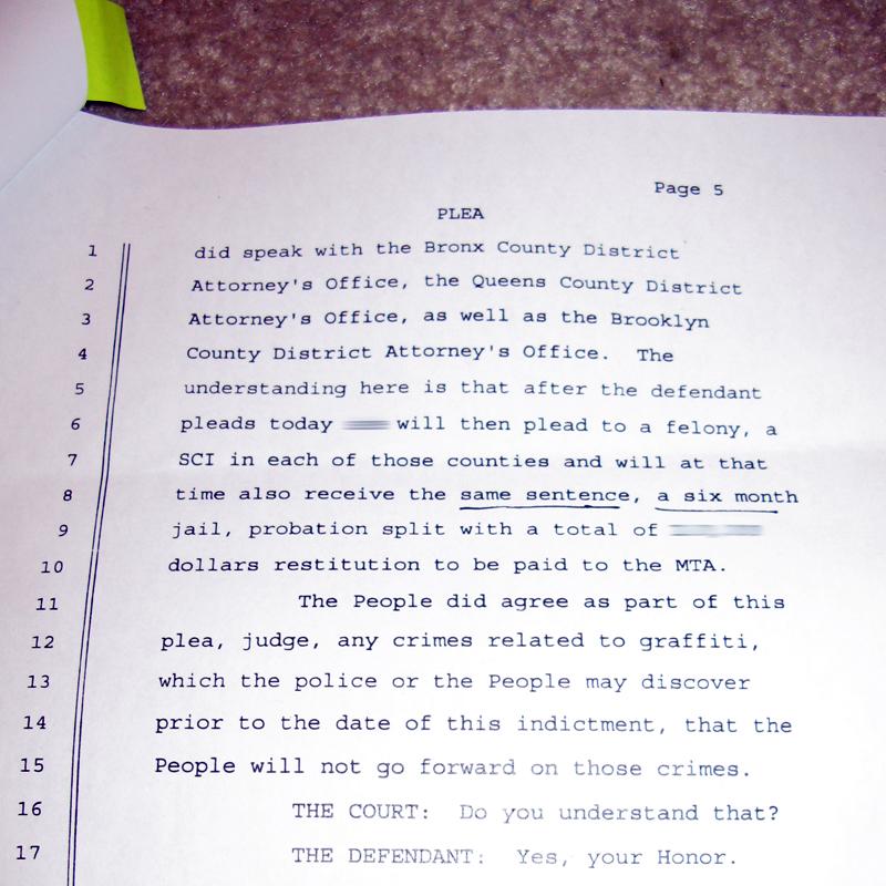 Legal paperwork — UTAH & ETHER