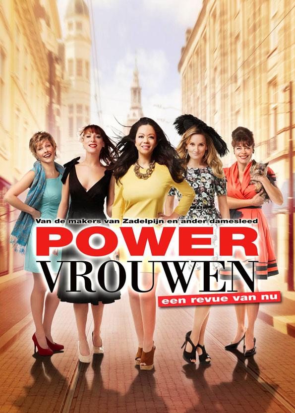 affiche power vrouwen