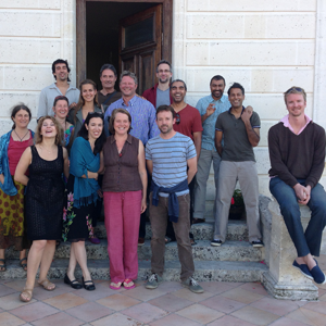 Training with the Xinglin Institute France 2014