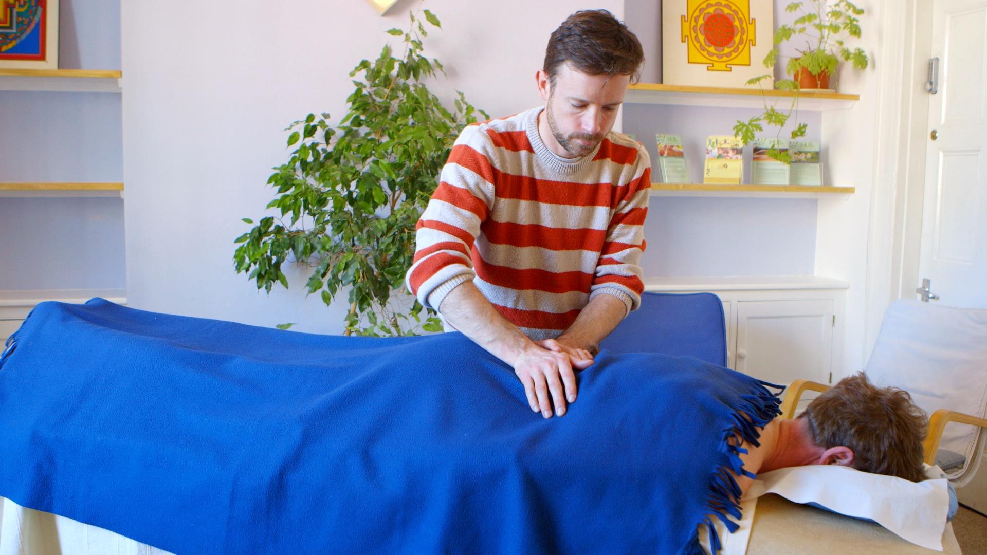 'Deep Qi' Chinese massage