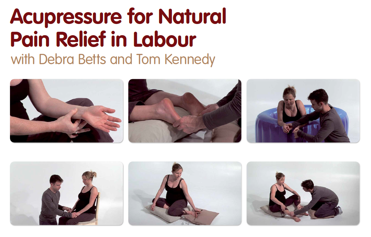 Acupressure for Natural Pain Relief in Labour