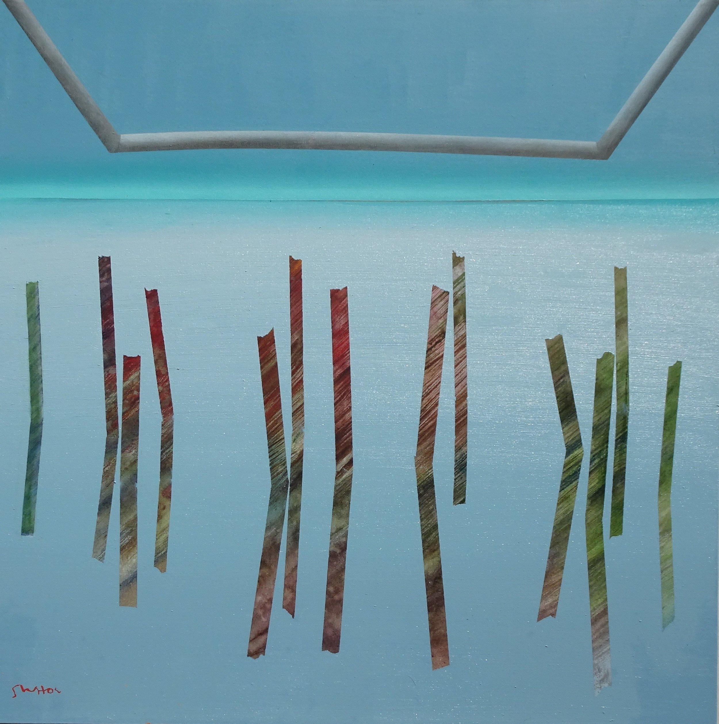 """Reflections on Lake"""