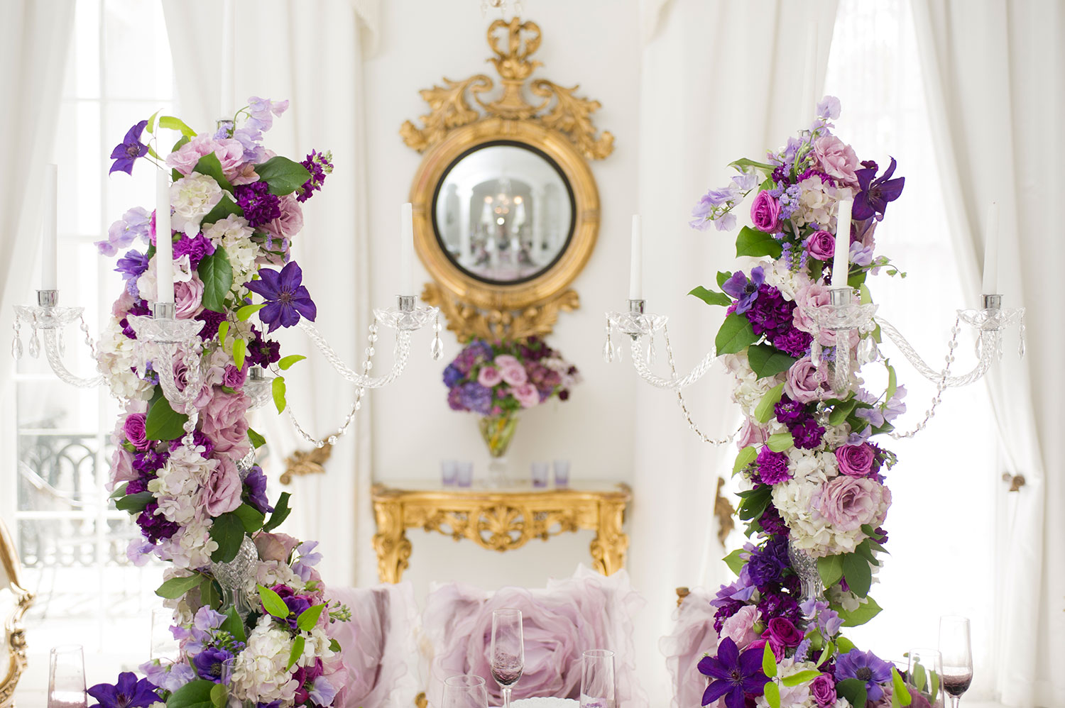 sapphireevents.com | Radiant Orchid Weddings | Sapphire Events | New Orleans Wedding Planner and Designer | Robin Nathan Photography | Nottoway Plantation Events