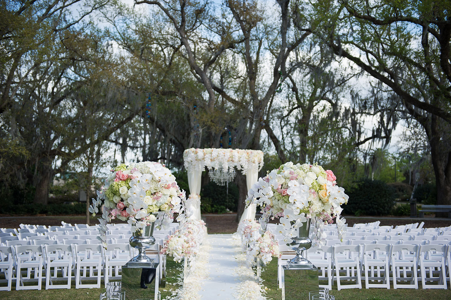 sapphireevents.com | New Orleans Wedding Planning and Design | Atrium of the Museum of Art Wedding | Ardent Studio | Sapphire Events