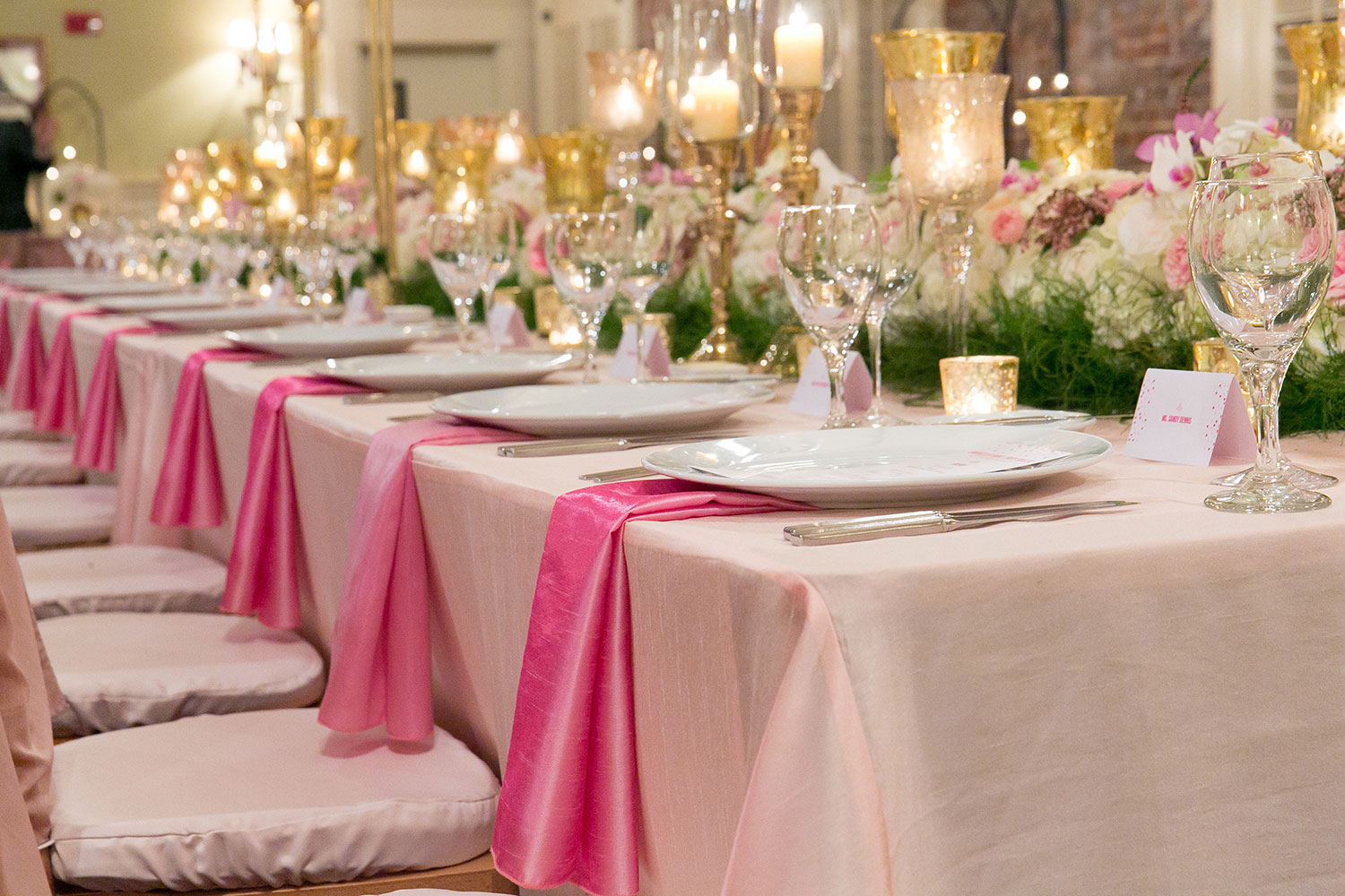 sapphireevents.com | Birthday Party Celebration at Restaurant August | New Orleans Party Planning and Design | Sapphire Events