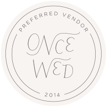OnceWed_PreferredVendor_Circle_2014.png