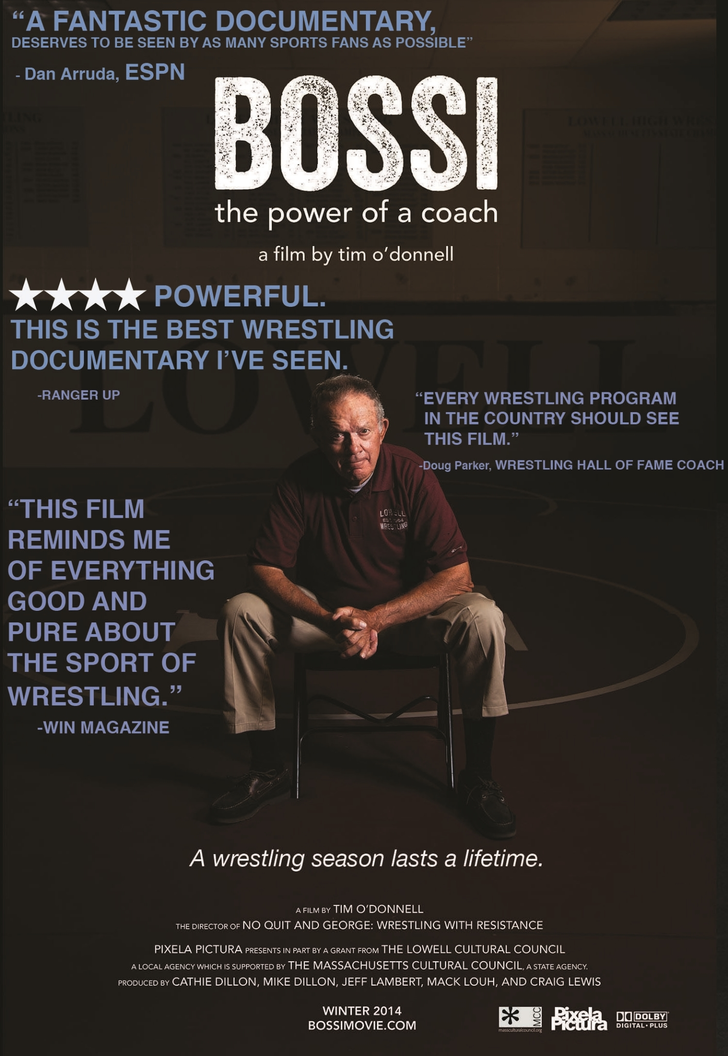 Bossi: The Power of a Coach