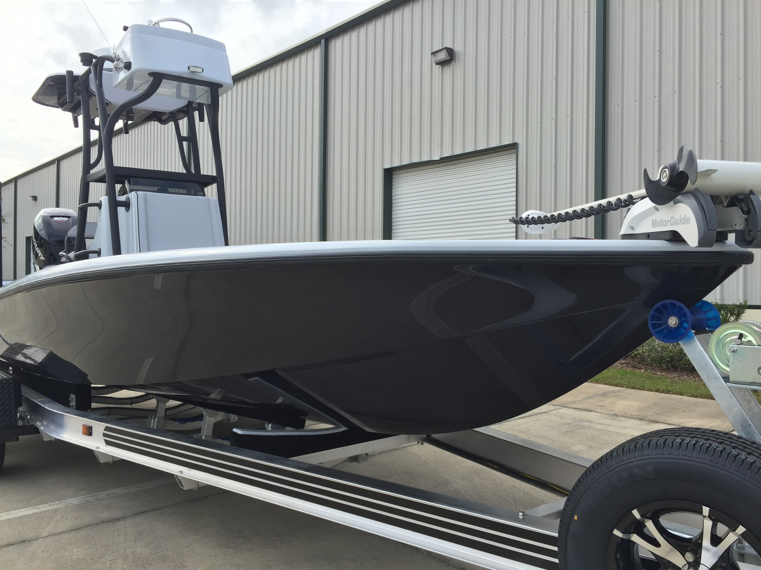 """My Yellowfin 24 Bay Boat. This is """"The Best One Yet!"""""""