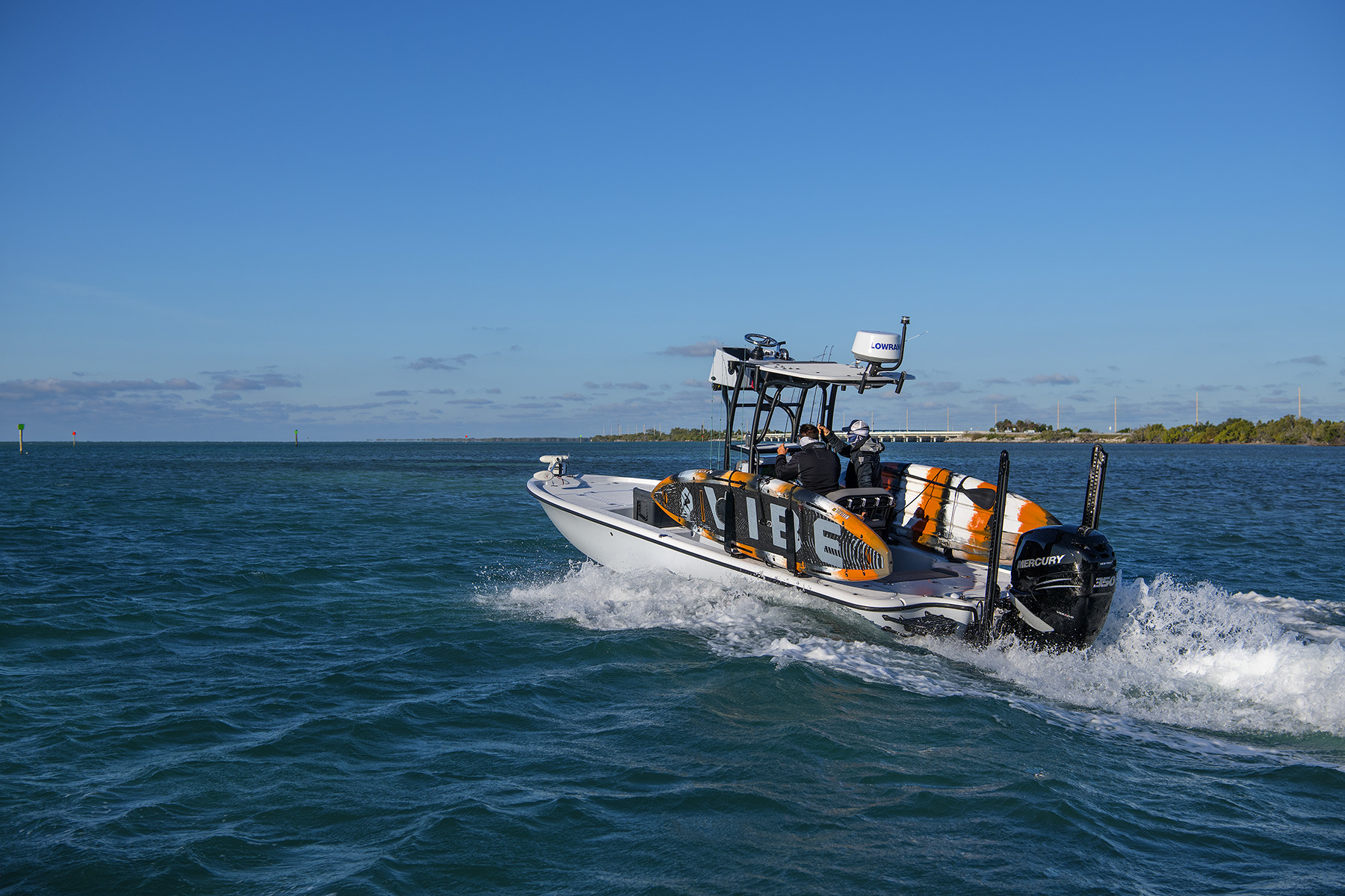 Lowrance & Florida Marine Tracks
