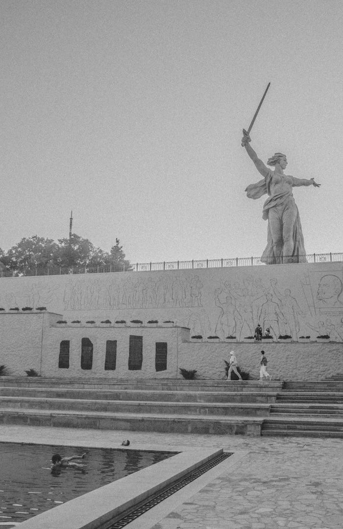 Volgograd City.