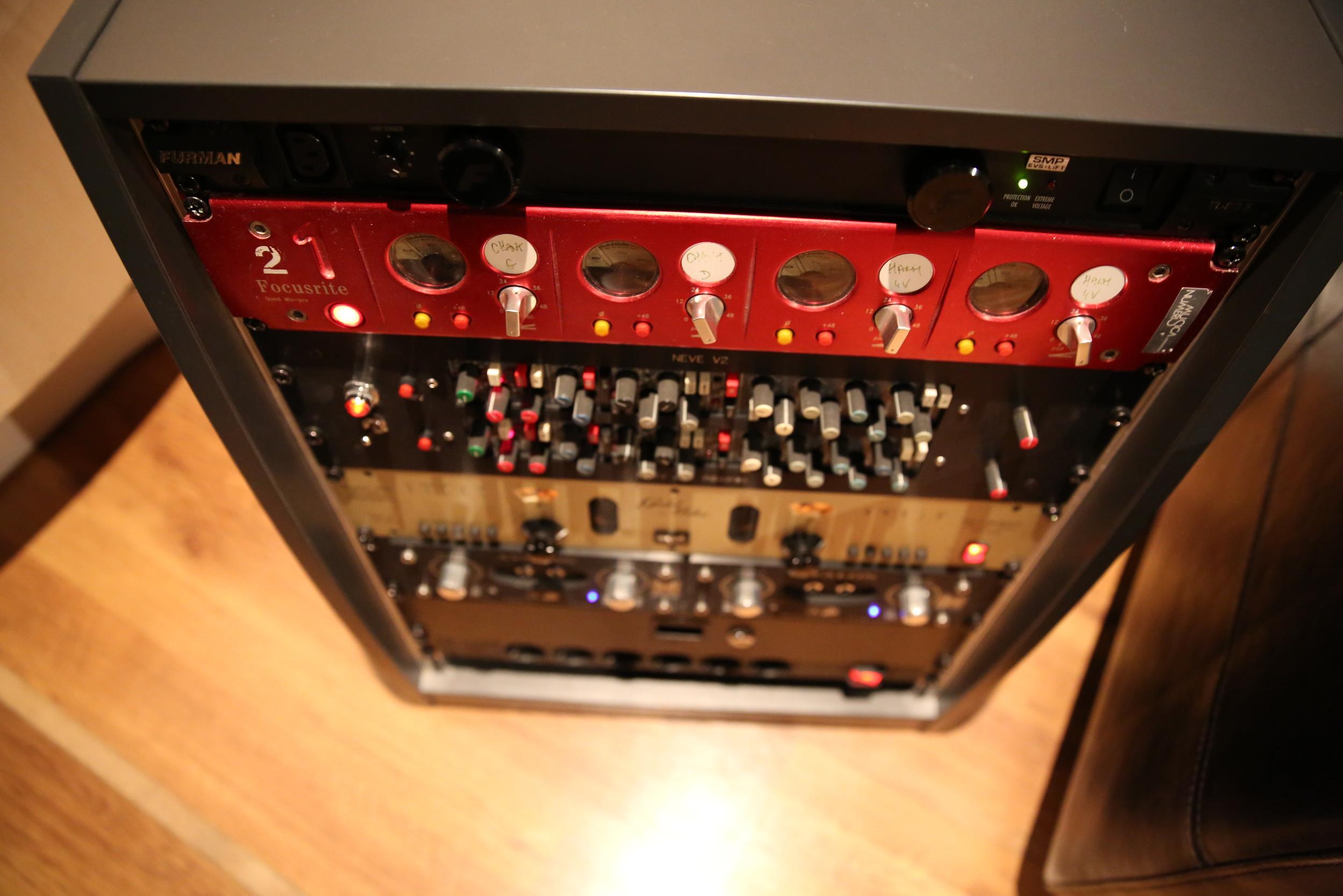 Rack - Uptown Studios