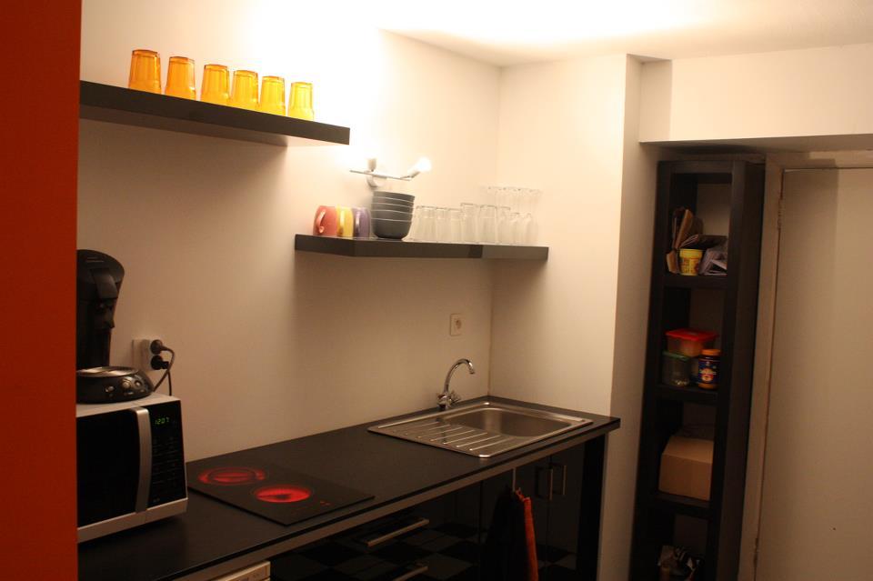 Kitchen - Uptown Studios