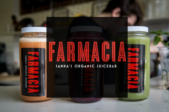 FARMACIA // on the rise of Toronto's new juice bleeding frenzy. This juice bar has made it's way down to the beaches bringing you the perfect combination of heath and body awareness...  Read more