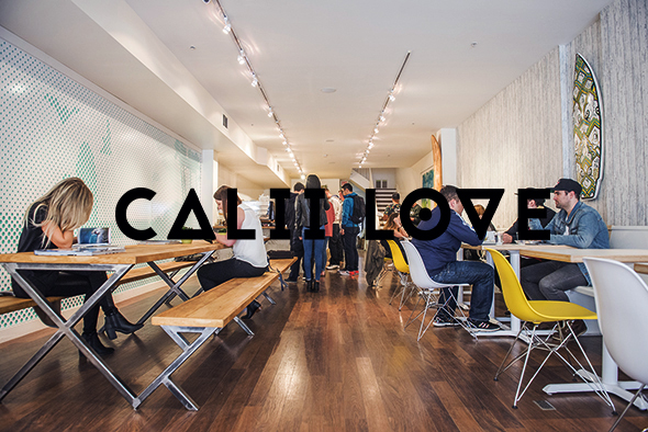 CALII LOVE // From California vibes to Hawaiian tropic dishes, experience the fun in your very own neighbourhood. Enjoy good food and good energy right here at  Calii Love ...  Read More