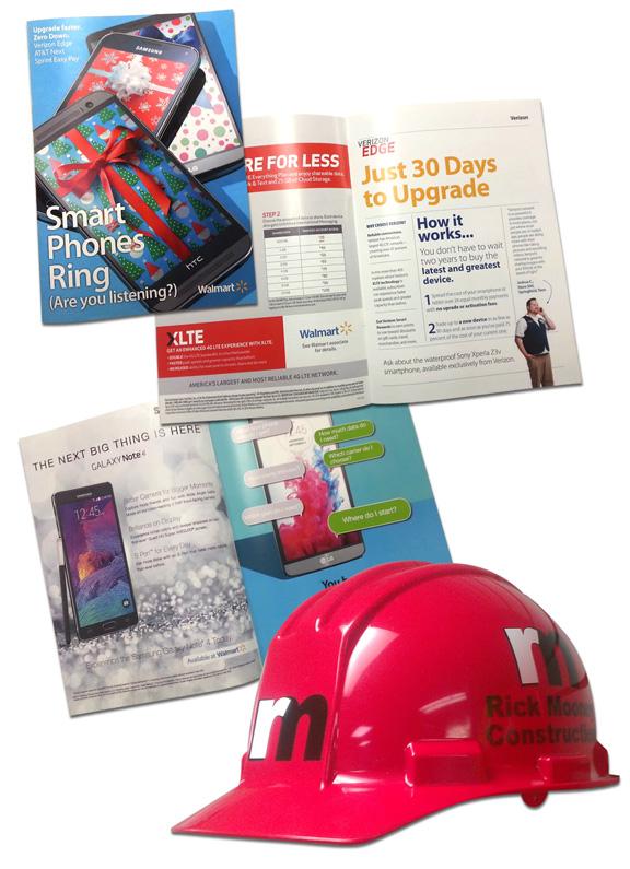 Marketing Solutions - Color Prints - Large Format - Booklets - Brochures - Flyers - Business Cards