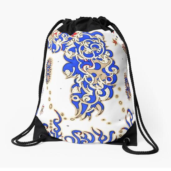 adelaide drawstring bag