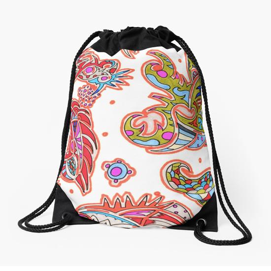 orengi drawstring bag