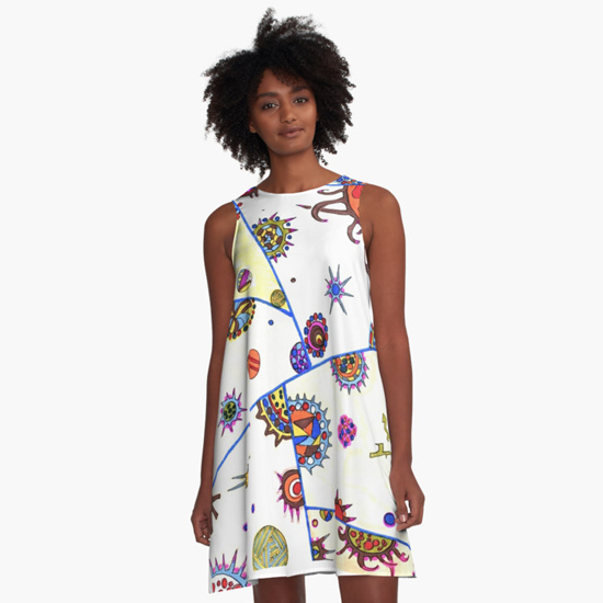 kasshoku dress