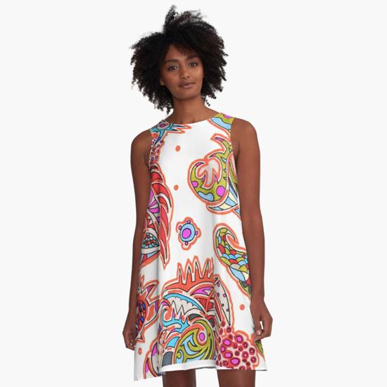 orengi dress