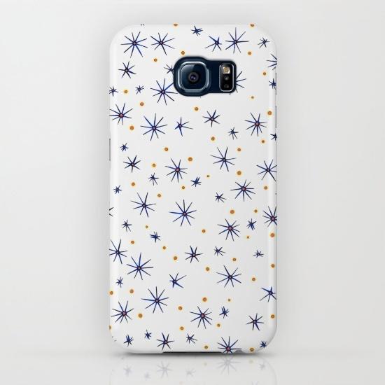 blue mattisse galaxy case