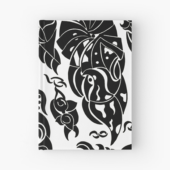 in sweden hardcover journal