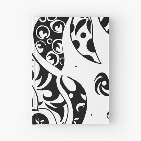 les friezes hardcover journal