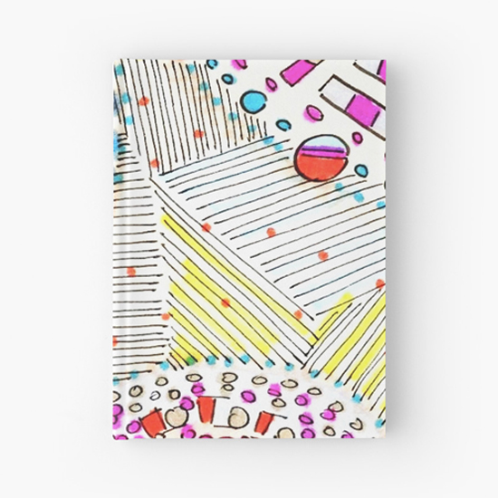 mai tai hardcover journal
