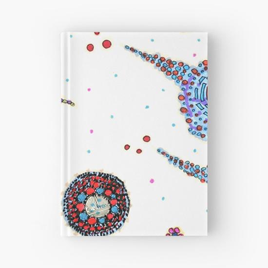 rozu hardcover journal