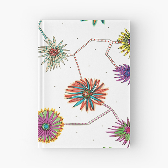 traveling daisy hardcover journey