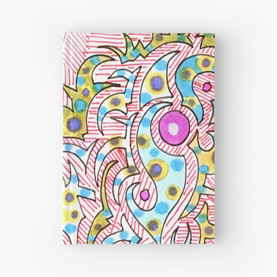 turkish delight hardcover journal