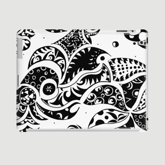 les friezes ipad case