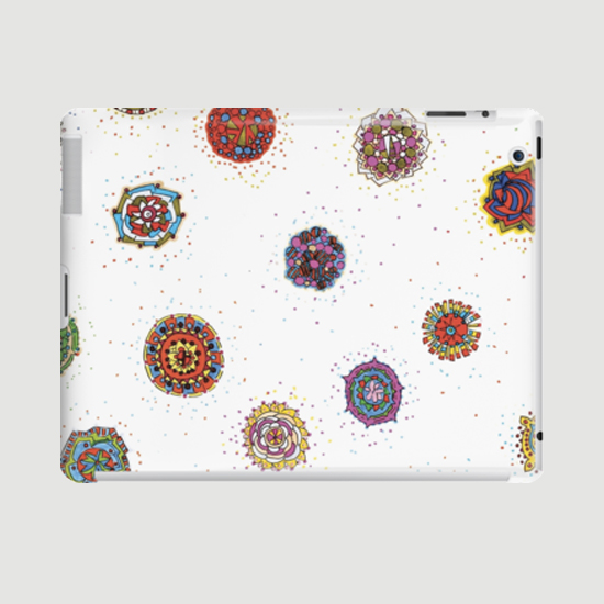 snap dragon ipad case