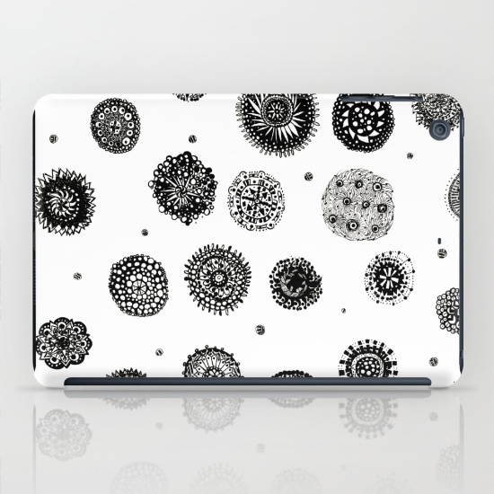september snow ipad case
