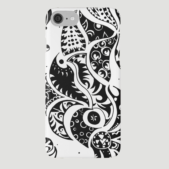 les friezes iphone case